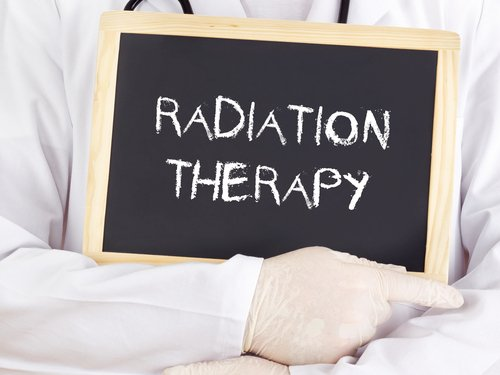 Radiation risk for mesothelioma
